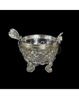 """СЕНТЯБРЕВЪ """"КУВШИНКА I"""" 00577-300 ваза, серебрение"""