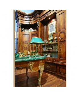 """СЕНТЯБРЕВЪ """"ФИЛАДЕЛЬФИЯ"""" мебель для кабинета, класса """"люкс"""", в стиле итальянского барокко, карельска"""