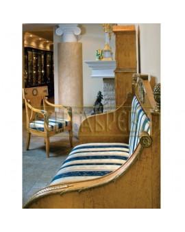 """СЕНТЯБРЕВЪ """"ПАВЛОВСК"""" мебель для гостиной, класса """"люкс"""", карельская береза"""