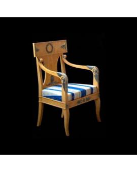 """СЕНТЯБРЕВЪ """"ПАВЛОВСК"""" М-062-502 стул, класса """"люкс"""""""