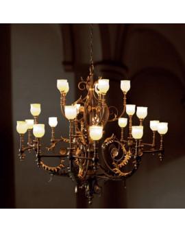 ROBERS HL 2594-N потолочный подвесной светильник