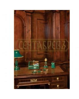 """СЕНТЯБРЕВЪ """"КОНСУЛ"""" мебель для кабинета, класса """"люкс"""", в стиле эпохи Шерато"""