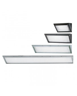 A.L.S. (ComParLux) SMALL, MIDI, MAXI & SUPERMAXI накладной настенно-потолочный светильник