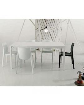 DI LAZZARO WHITE T-137/139 стол обеденный