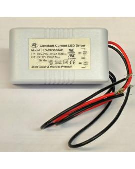 ARCLED DRIVERS LD-CU3536AF блок питания для led светильников на 350 mA