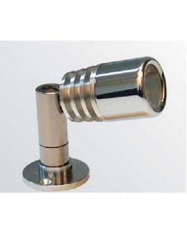 ARCLED MINI SPOT накладной светильник для подсветки витрин, хром