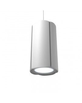 Cameo H2 D WH настенно-потолочный свтильник Daylight LED с DMX 180W (white).