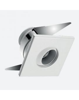 LOUPI INSERT 00 CARRE ORIENTABLE–700 встраиваемый светильник для подсветки витрин