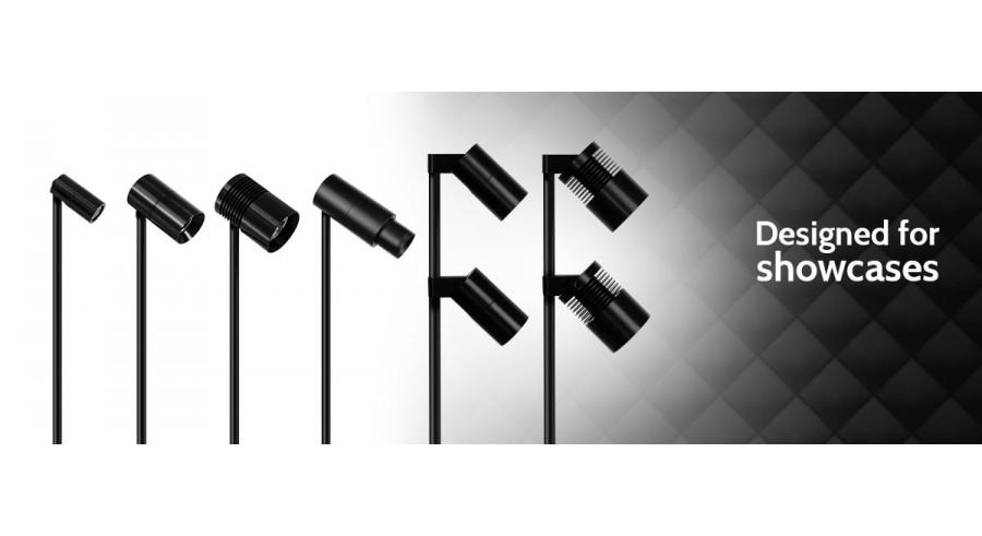 LED Lighting PLG большой ассортимент светодиодных светильников для подсветки витрин